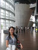 2008 Sep-07 東京蜜月 day 10:後面是米其林餐廳耶
