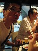 2008 Sep-07 東京蜜月 day 10:unair吃的很開心唷~