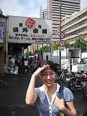 2008 Aug-30 東京蜜月 day 2:7點多就殺到築地市場