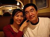 淡水榕堤cafe' 和卡布里喬莎日式義大利餐廳:J & u