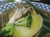 2008 Sep-04 東京蜜月 day 7 part 1:清蒸蔬菜