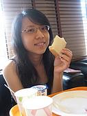 2008 Aug-31 東京蜜月 day 3:素顏吃土司