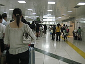 2008 Sep-07 東京蜜月 day 10:很多人在排隊唷!