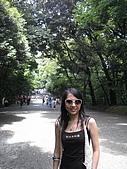 2008 Aug-31 東京蜜月 day 3:來到明治神宮啦