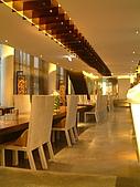 台中aqua:餐廳擺設