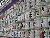 2008 Aug-31 東京蜜月 day 3:一排是日本酒