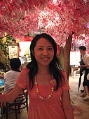 2008 Aug-30 東京蜜月 day 2:超夢幻的粉紅色森林