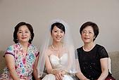 2008 June - M & J's wedding:大阿姨和媽媽