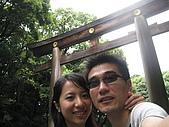 2008 Aug-31 東京蜜月 day 3:來張合照!