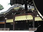 2008 Aug-31 東京蜜月 day 3:明治神宮內