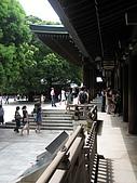 2008 Aug-31 東京蜜月 day 3:很多觀光客喔