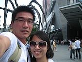 2008 Sep-07 東京蜜月 day 10:來張合照吧