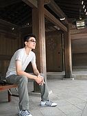 2008 Aug-31 東京蜜月 day 3:幫unair拍張藝術照