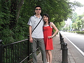 2008 Sep-1 東京蜜月 day 4:來張合照吧~
