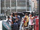 2008 Sep-2 東京蜜月行 day 5:今天很多穿和服的年輕人