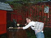 2004 Sep Tokyo , Japen:拜拜前先洗手