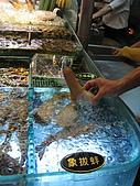 華西街之台南擔仔麵:象拔蚌