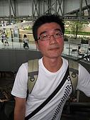 2008 Sep-07 東京蜜月 day 10:紅通通的臉