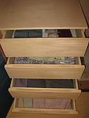 2008 Sep-04 東京蜜月 day 7 part 1:櫥櫃裡和服裝備很齊全