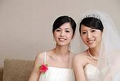 2008 June - M & J's wedding:與高小怡合影