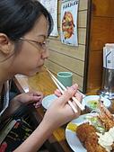 2008 Aug-30 東京蜜月 day 2:好吃到懶的看鏡頭了