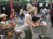 2008 Sep-2 東京蜜月行 day 5:日本媽媽很厲害,前後各載一各