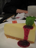 Bellini cafe:cheese cake