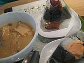 2008 Aug-29 東京蜜月 day 1:鰻魚飯糰下午茶