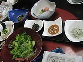 2008 Sep-04 東京蜜月 day 7 part 1:莎拉, 海苔醬、漬物、豆腐