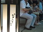 2008 Sep-07 東京蜜月 day 10:離開時外面已經有人在排隊了