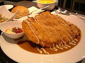 台中aqua:日式咖哩豬排飯