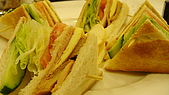 米朗琪咖啡館:總匯三明治