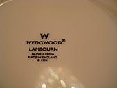 華西街之台南擔仔麵:Wedgwood餐具耶...高檔高檔
