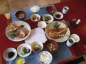 2008 Sep-05 東京蜜月 day 8:好豐盛的早餐阿~
