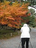 Kyoto 大原 (day 4):台灣阿伯的背影