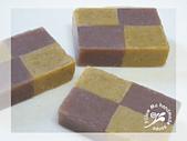 皂片:漢方美人皂