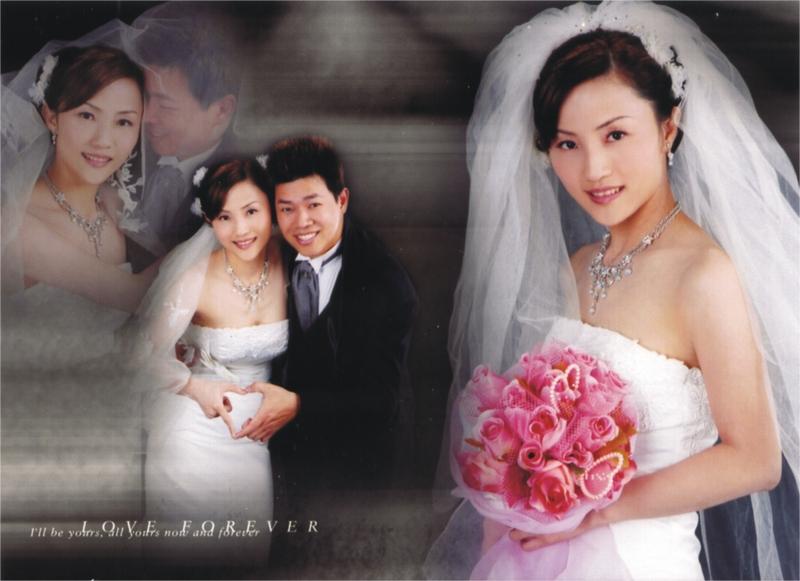 一家三口婚紗照:G
