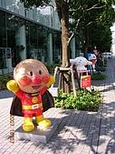 2007日本行--淺草週邊+明星手印:BANDAI總公司的明星玩具街