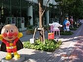 2007日本行--淺草週邊+明星手印:原來就在我們的飯店東橫INN旁邊不遠處