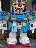 2007日本行--淺草週邊+明星手印:機動戰士-鋼彈