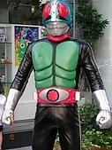 2007日本行--淺草週邊+明星手印:假面騎士