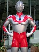 2007日本行--淺草週邊+明星手印:ULTRAMAN 超人力霸王