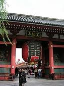 2007日本行--淺草週邊+明星手印:雷門