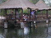 [餐廳] AKAME_釣魚餐廳_峇里島:一邊吃飯一邊釣魚