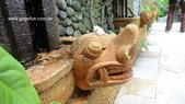 [Spa] Kirana Spa Ubud ( 資生堂Spa ):Kirana Spa 花園石雕