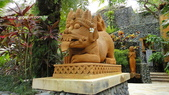 [Spa] Kirana Spa Ubud ( 資生堂Spa ):Kirana Spa 石雕