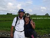 [活動] 峇里烏布單車遊梯田:與教練合照