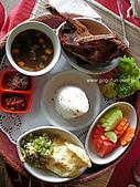 [餐廳] 烏布 Padi Prada 髒鴨子餐廳:Padi Prada 著名的髒鴨子套餐