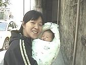 2001-2002 Baby:母女合照
