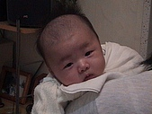 2001-2002 Baby:吃飽發呆
